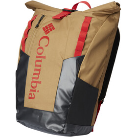 Columbia Convey reppu 25L, delta/mountain red